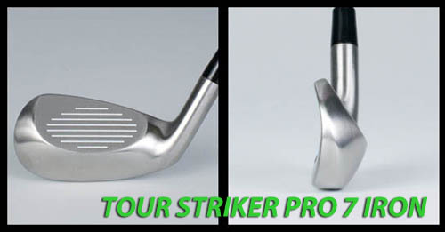 tourstriker 7 iron pro review